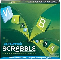 Скрабл дорожный (Scrabble Travel)