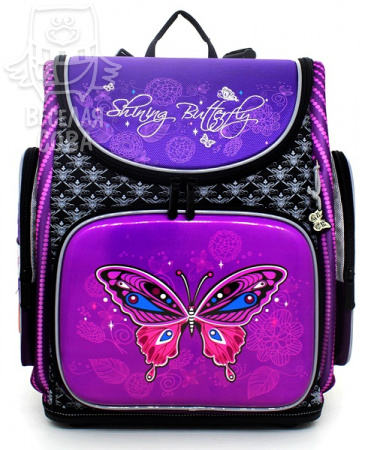 Ранец Hummingbird Shining Butterfly NK2