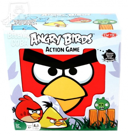 Angry birds Tactic Games