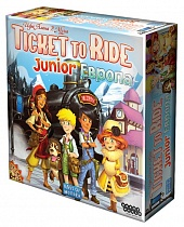 Билет на поезд Джуниор: Европа (Ticket to Ride Junior: Europe)
