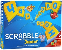 Скрабл Джуниор (Scrabble Junior)