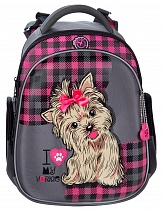 рюкзак Hummingbird Kids I Love My Yorkie TK67