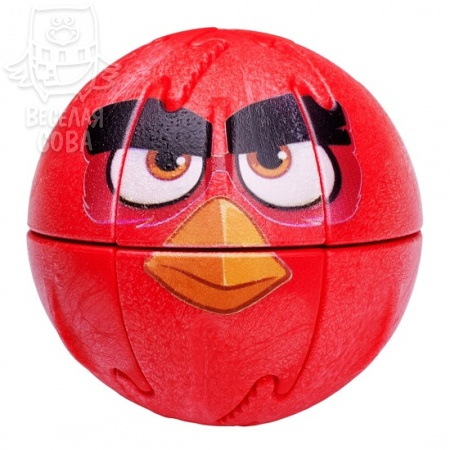 Крашики Angry Birds Red