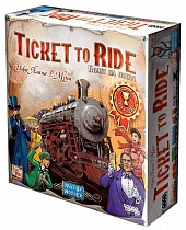 Ticket to Ride: Америка (Билет на поезд)