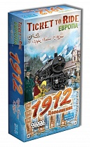 Билет на поезд: Европа 1912 (Ticket to Ride: Europa 1912)