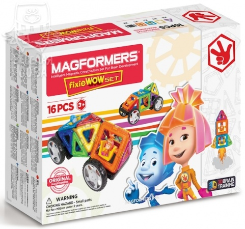 Magformers Fixie Wow Set 770001