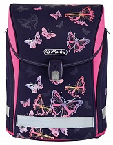 ранец Herlitz New Midi Rainbow Butterfly