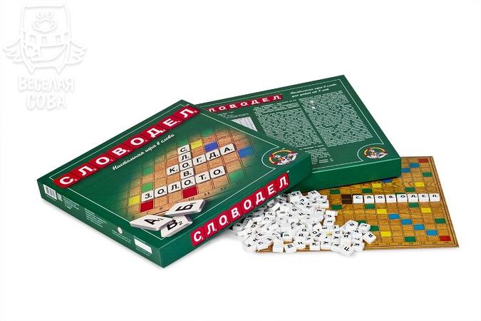 Настольная игра «Словодел» (1193557) - Купить по цене от ...