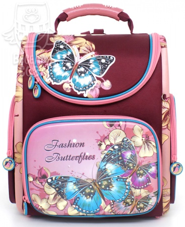ранец Hummingbird Fashion Butterflies K103