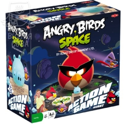 Angry Birds Space (Космос) Tactic